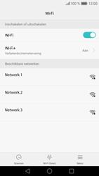 Huawei P9 - Wi-Fi - Verbinding maken met Wi-Fi - Stap 6