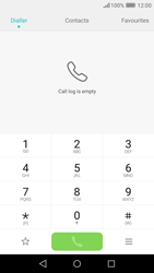 Huawei Y6 (2017) - Voicemail - Manual configuration - Step 4