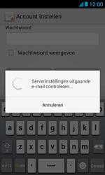 Huawei Ascend Y300 - E-mail - Account instellen (IMAP met SMTP-verificatie) - Stap 17