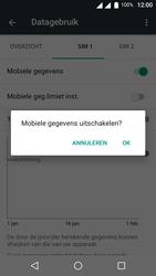 Wiko U-Feel Lite - Internet - Mobiele data uitschakelen - Stap 7