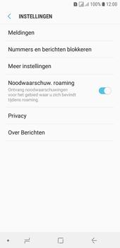 Samsung Galaxy J6 - MMS - probleem met ontvangen - Stap 12