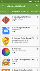 Lenovo Vibe K5 - Aplicativos - Como baixar aplicativos - Etapa 10