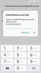 Samsung Galaxy A3 (2017) (A320) - Sécuriser votre mobile - Personnaliser le code PIN de votre carte SIM - Étape 8