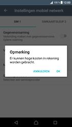 Sony G3121 Xperia XA1 - Buitenland - Internet in het buitenland - Stap 8