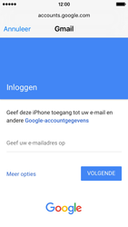Apple iPhone SE - E-mail - Handmatig instellen (gmail) - Stap 6