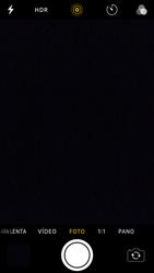 Apple iPhone SE iOS 11 - Funciones básicas - Uso de la camára - Paso 7