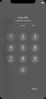 Apple iPhone X - Primeiros passos - Como ligar o telemóvel pela primeira vez -  6