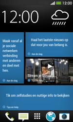 HTC Desire 500 - Contactgegevens overzetten - delen via Bluetooth - Stap 1