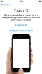 Apple iPhone 8 - Primeiros passos - Como ligar o telemóvel pela primeira vez -  11