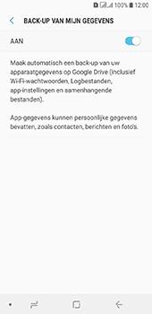 Samsung Galaxy A6 - Data - maak een back-up met je account - Stap 8