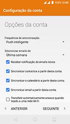 Wiko Fever 4G - Email - Adicionar conta de email -  9