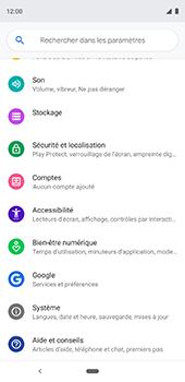 Google Pixel 3XL - Appareil - Mise à jour logicielle - Étape 5