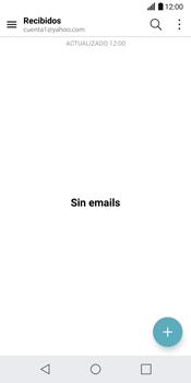 LG G6 - E-mail - Configurar Yahoo! - Paso 5