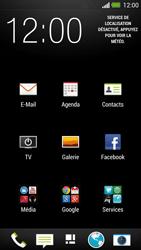 HTC One - Photos, vidéos, musique - Ecouter de la musique - Étape 3