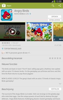 Samsung T315 Galaxy Tab 3 8-0 LTE - Applicaties - Downloaden - Stap 19