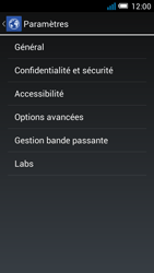 Alcatel OT-5036X Pop C5 - Internet - configuration manuelle - Étape 24