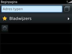 BlackBerry 9360 Curve - Internet - Hoe te internetten - Stap 3