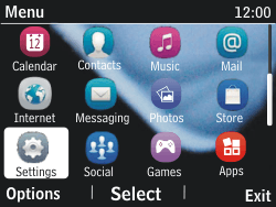 Nokia Asha 201 - Network - Usage across the border - Step 3