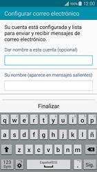 Samsung Galaxy A3 - E-mail - Configurar correo electrónico - Paso 19