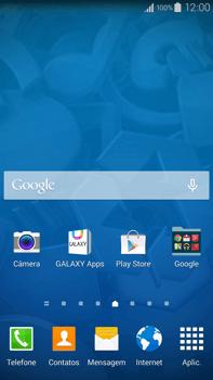 Samsung N910F Galaxy Note 4 - Aplicativos - Como baixar aplicativos - Etapa 1