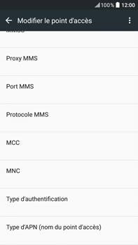 HTC Desire 825 - Mms - Configuration manuelle - Étape 12