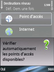 Nokia E75 - Mms - Configuration manuelle - Étape 8