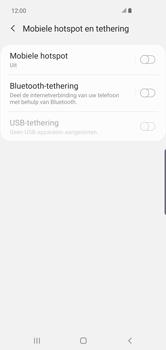 Samsung Galaxy S10 Plus - Internet - mijn data verbinding delen - Stap 6