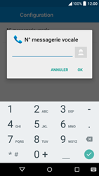 Alcatel Idol 3 (4.7) - Messagerie vocale - Configuration manuelle - Étape 10