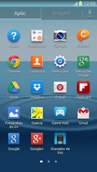 Samsung Galaxy S3 - Internet no telemóvel - Configurar ligação à internet -  3