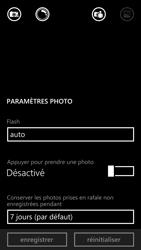 Nokia Lumia 735 - Photos, vidéos, musique - Prendre une photo - Étape 8
