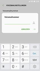 Samsung Galaxy Xcover 4 - Voicemail - Handmatig instellen - Stap 8