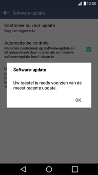 LG G4 (H815) - Software updaten - Update installeren - Stap 10