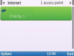 Nokia E5-00 - Internet - Manual configuration - Step 14
