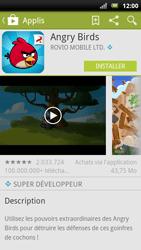 Sony Ericsson Xpéria Arc - Applications - Télécharger une application - Étape 17