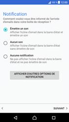 Sony Xperia X - E-mails - Ajouter ou modifier votre compte Yahoo - Étape 11