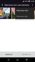 HTC One A9 - Bluetooth - Transferir archivos a través de Bluetooth - Paso 10