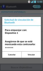 LG Optimus L5 II - Bluetooth - Conectar dispositivos a través de Bluetooth - Paso 8