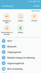 Samsung Galaxy S7 - WiFi - Mobiele hotspot instellen - Stap 4