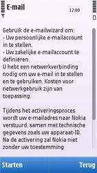 Nokia C5-03 - E-mail - e-mail instellen: POP3 - Stap 6