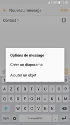 Samsung G930 Galaxy S7 - MMS - Envoi d