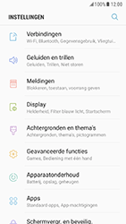 Samsung G930 Galaxy S7 - Android Nougat - Netwerk - Handmatig een netwerk selecteren - Stap 4