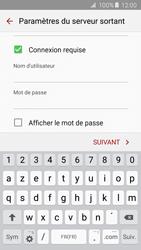 Samsung G903F Galaxy S5 Neo - E-mail - Configuration manuelle - Étape 13