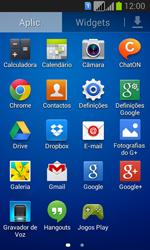 Samsung Galaxy Fresh Duos - Wi-Fi - Como ligar a uma rede Wi-Fi -  3