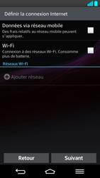 LG G2 - Premiers pas - Créer un compte - Étape 4