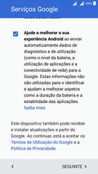 Sony Xperia X Dual SIM (F5122) - Primeiros passos - Como ligar o telemóvel pela primeira vez -  16