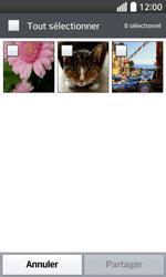 LG F70 - Photos, vidéos, musique - Envoyer une photo via Bluetooth - Étape 6