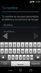 Sony Xperia L - Aplicaciones - Tienda de aplicaciones - Paso 5