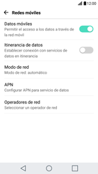 LG G5 - Internet - Configurar Internet - Paso 6