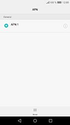 Huawei Y6 (2017) - Mensajería - Configurar el equipo para mensajes multimedia - Paso 6