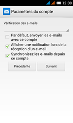 Alcatel OT-4033X Pop C3 - E-mail - Configuration manuelle - Étape 22